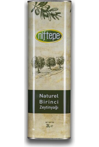 Niftepe Naturel Birinci Soğuk Sıkım Zeytinyağları 2 lt