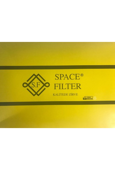 Space Filter Renault Fluence - Juke - Pulsar Polen Filtresi