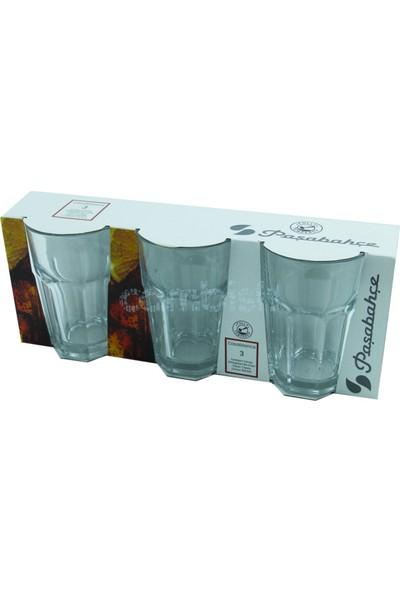 Paşabahçe Casablanca 3'lü Meşrubat Bardağı
