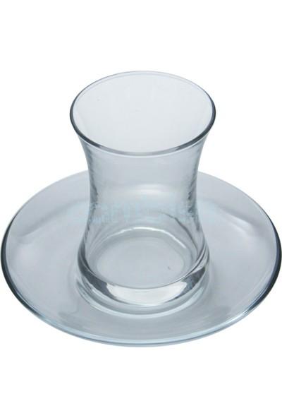 Paşabahçe Misis 12 Parça Çay Bardağı Seti