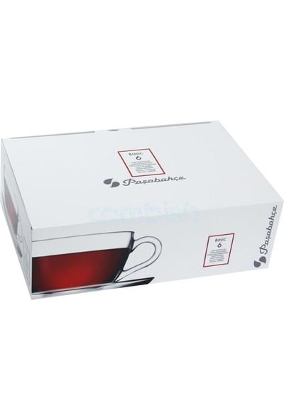 Paşabahçe Basic 12 Parça Çay & Kahve Fincan Takımı