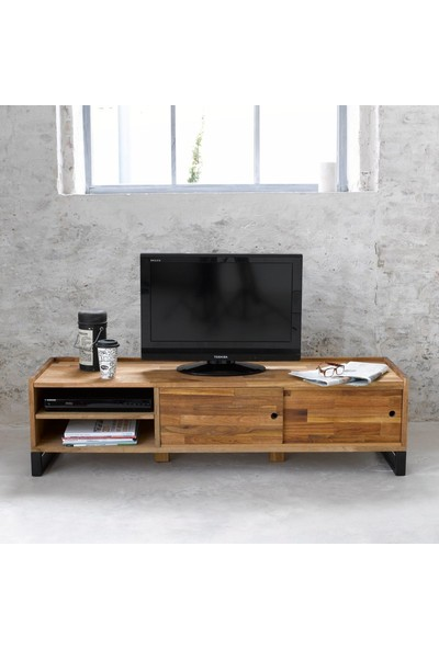 Archi Ahşap Atölyesi Clinwood Tv Sehpası 160 cm