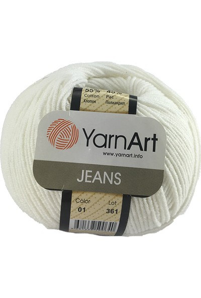 Yarn Art Jeans Örgü Ipi