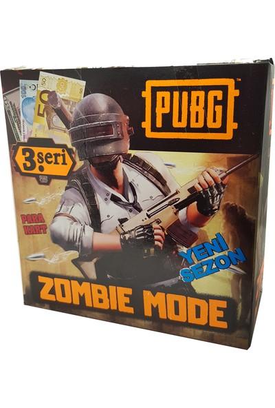 Pubg Zombie Mode Yeni Sezon 3. Seri Oyun Kartı 120 Paket CIN213