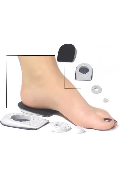 Medifoot Epin Yastığı (Topuk Dikeni Için)-Medium Beden ; 40-41-42 Numaralı Ayaklar Için