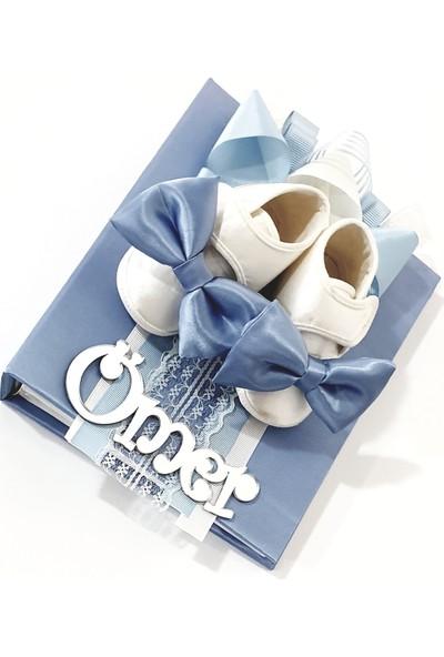 Mayavera Design Bebeğin Ismine Özel Sevimli Bebek Albümü