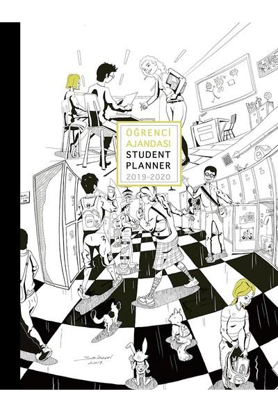 Student Planner20192020Öğrenci Ajandası