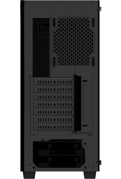 Gigabyte GB-C200G ATX Midi Tower Bilgisayar Kasası Siyah