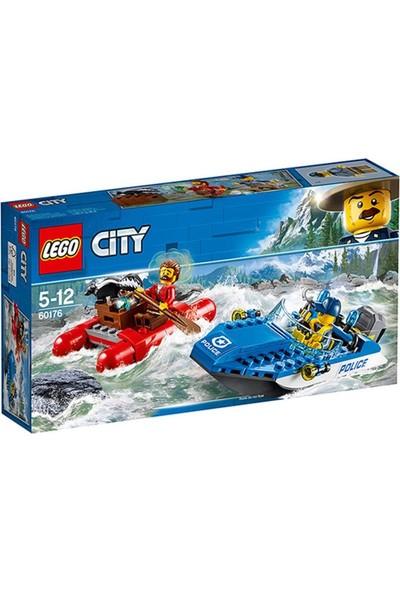LEGO City 60176 Vahşi Nehir Kaçışı