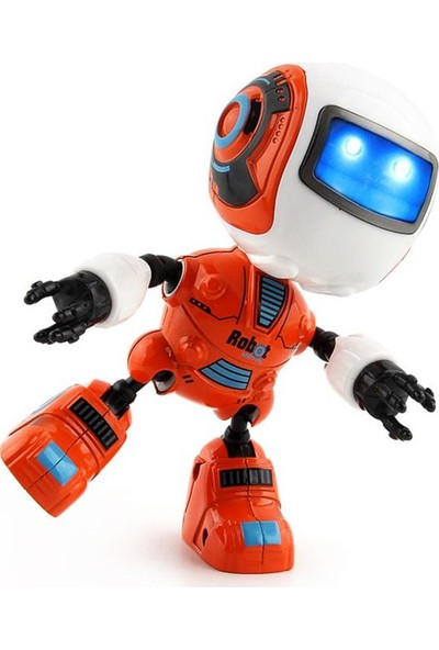 Can Ali Toys Pilli Konuşan Robot