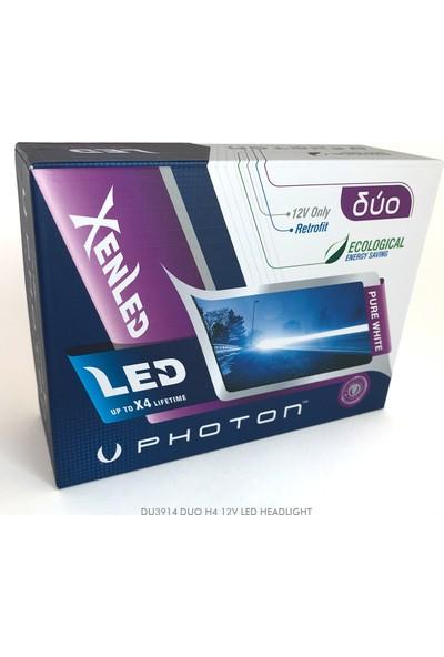 Photon Duo Led Xenon Far Ampulu H1 / H3 / H4 / H7 / H10 / H11/ H27 / 9005 / 9006