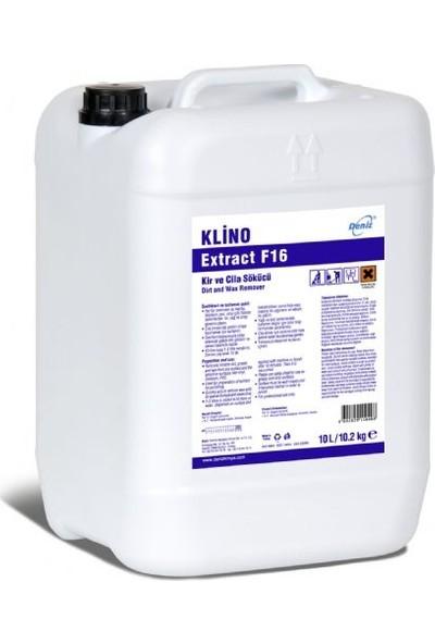 Klino Extract F16 Kir Ve Cila Sökücü 10 lt