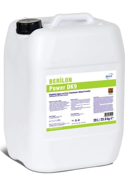 Berilon Power Dk9 Köpüklü Izgara Ve Fırın Temizleyici 20 lt