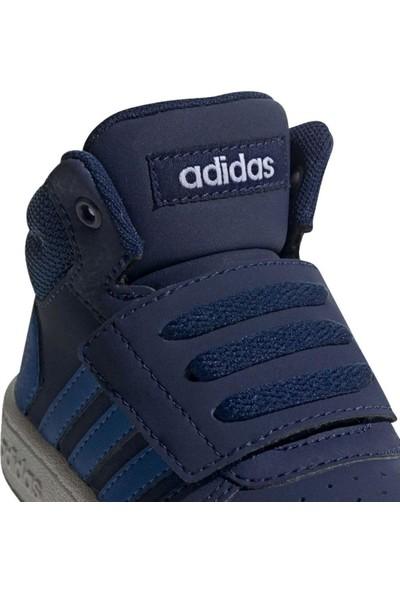 Adidas Bebek Basketbol Spor Ayakkabı Ee6714 Hoops Mıd 2.0 I