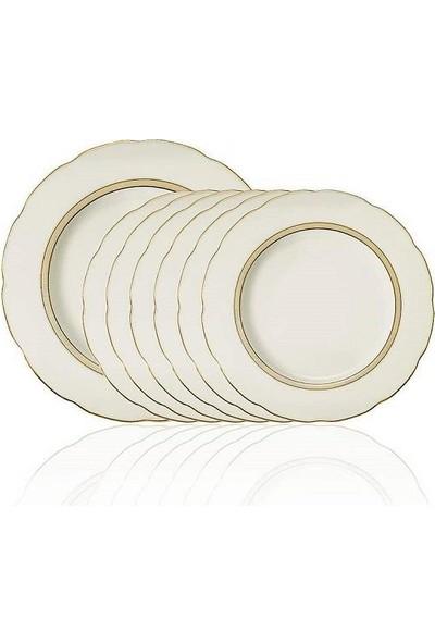 Kütahya Porselen Bone Olympos 7 Parça Pasta Takımı 9435
