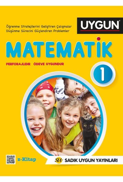 Sadık Uygun 1.Sınıf Pratik Matematik Yeni Müfradat