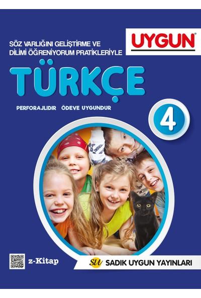 Sadık Uygun 4.Sınıf Türkçe Soru Bankası