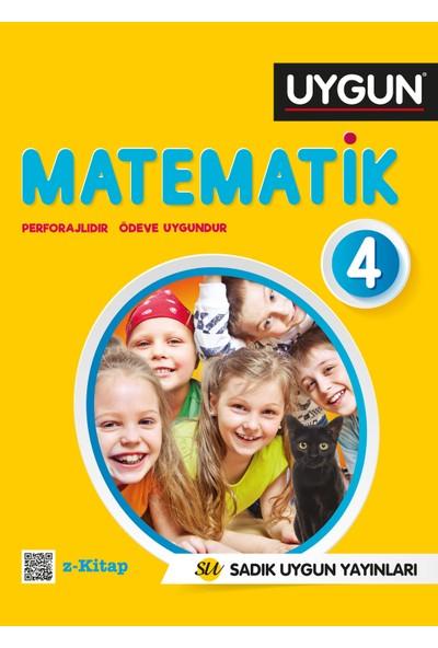 Sadık Uygun 4.Sınıf Matematik Soru Bankası