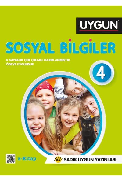 Sadık Uygun Yayınları 4.Sınıf Pratik Sosyal Bilgiler