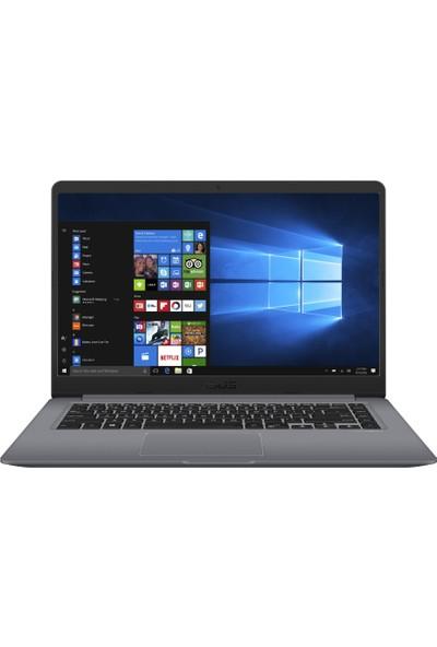 """Asus VivoBook X510QR-BR007A AMD A12 9720P 8GB 256GB SSD R535 Freedos 15.6"""" Taşınabilir Bilgisayar"""