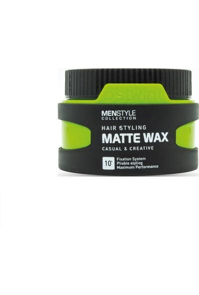 Ostwınt Mat Wax Yeşil
