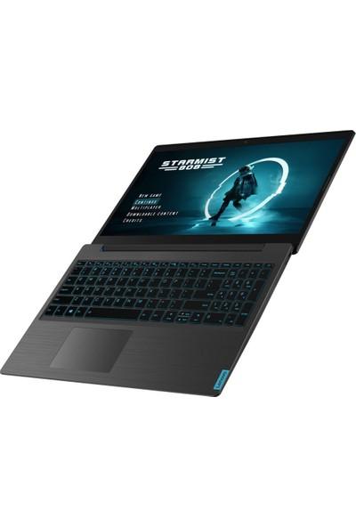 "Lenovo L340 Intel Core i7 9750H 16GB 512GB SSD GTX1650 Freedos 15.6"" FHD Taşınabilir Bilgisayar 81LK009PTX"