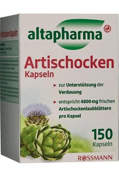 Altapharma Enginar Kapsülleri