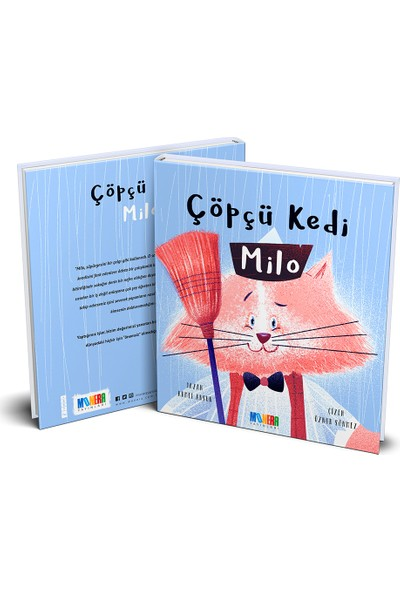Çöpçü Kedi Milo - Ahmet Arsun