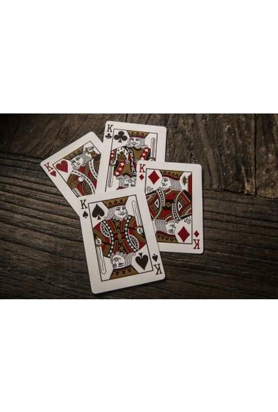 Theory 11 Monarchs Oyun Kartı Destesi Premium Oyun Kağıdı