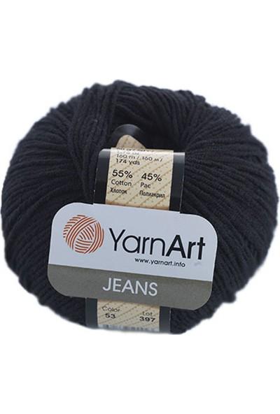 Yarn Art Jeans Örgü İpi
