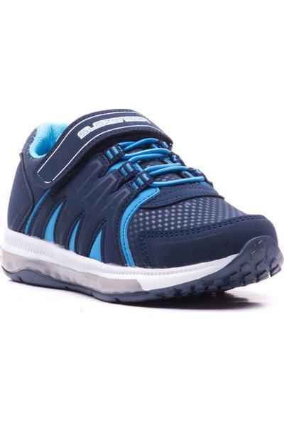 Slazenger Evrım Spor Çocuk Ayakkabı Lacivert