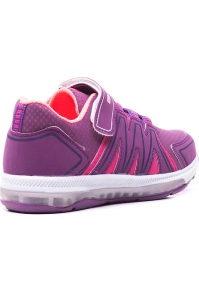 Slazenger Evrım Spor Çocuk Ayakkabı Mor