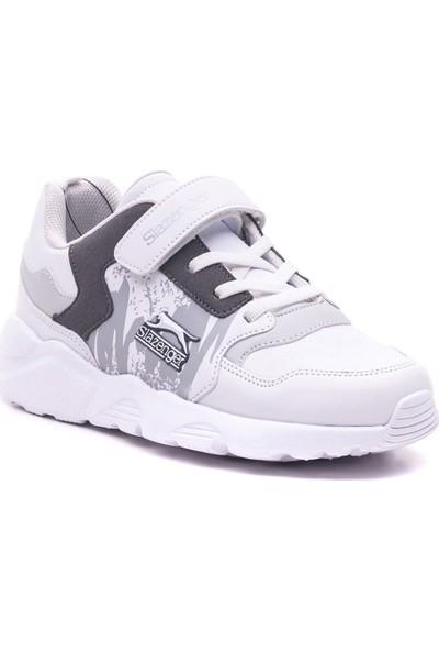 Slazenger Furry Spor Çocuk Ayakkabı Beyaz