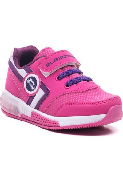 Slazenger Europa Spor Çocuk Ayakkabı Fuşya