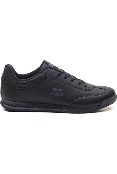 Slazenger Mojo Günlük Giyim Erkek Ayakkabı Siyah / Siyah