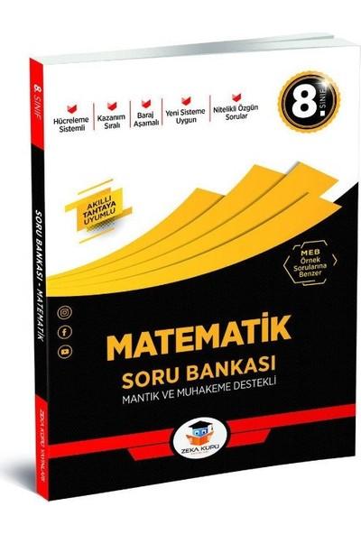 8.Sınıf Matematik Soru Bankası Zeka Küpü Yayınları