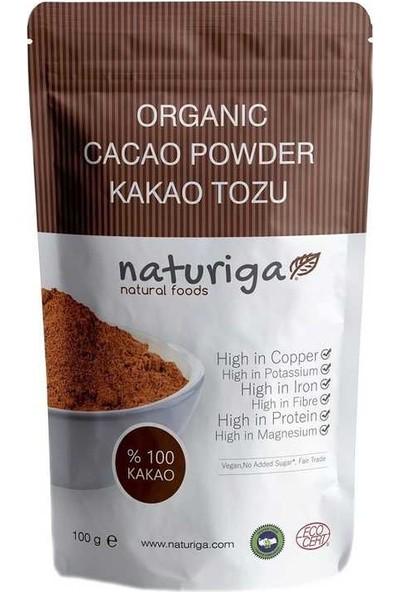 Naturiga Organik Kakao Tozu