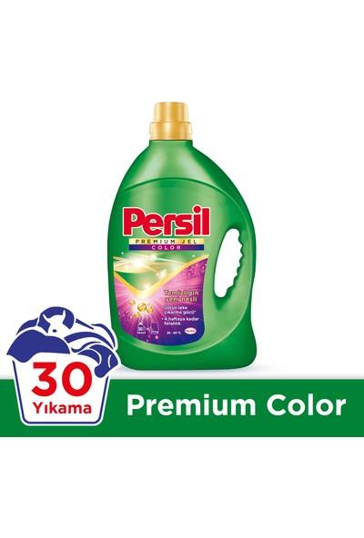 Persil Premium Color Jel Çamaşır Deterjanı 30 Yıkama