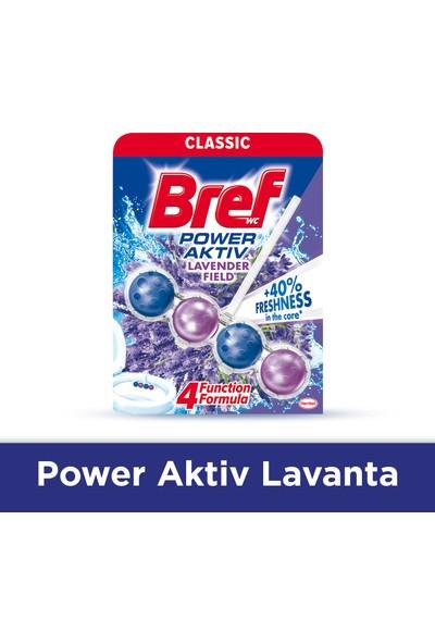 Bref Power Aktiv Lavanta Klozet Blok