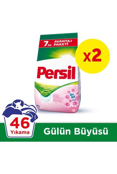 Persil Toz 7 kg 2li Set Gülün Büyüsü