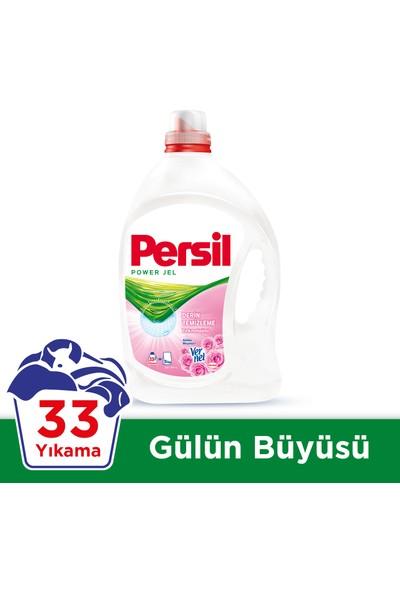 Persil Jel Sıvı Çamaşır Deterjanı Gülün Büyüsü 33 Yıkama