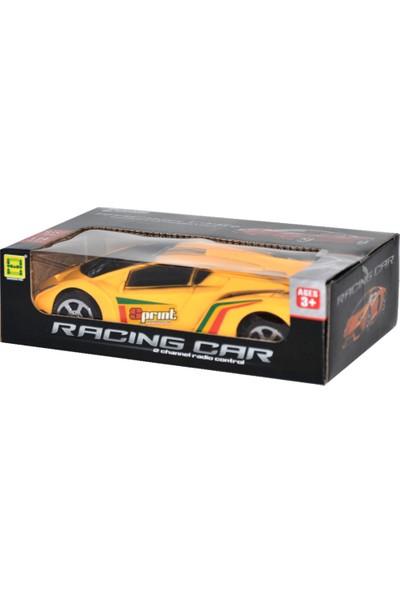 Racing Car Uzaktan Kumandalı Araba Sarı