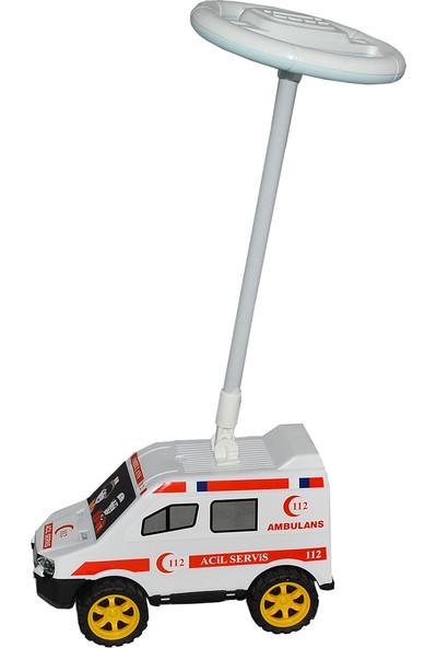 Sopalı Oyuncak 112 Ambulans Araba 2033A