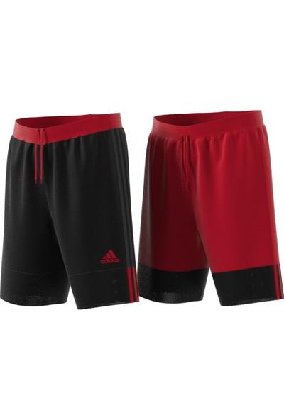 Adidas Siyah Erkek Basketbol Şortu Dy6596 3G Spee Rev Shr