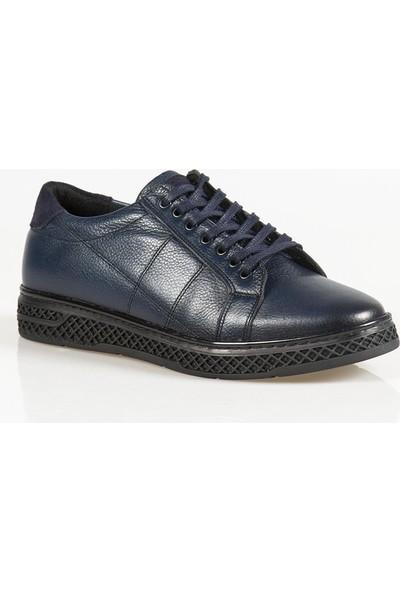 Ayakkabı Çarşı Günlük Siyah Erkek Ayakkabı Oxid107