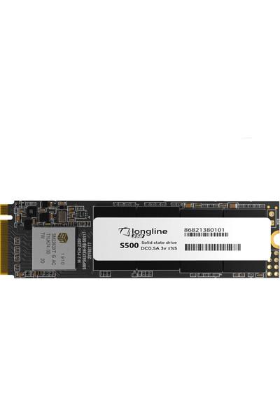 Longline 128GB NVMe M.2 Sata SSD 1800MB/s 700MB/s LNG1800/128GN