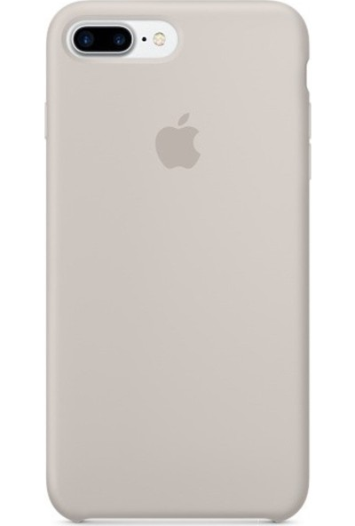 Intouch Apple iPhone 7 / 8 Plus Stone Silikon Kılıf
