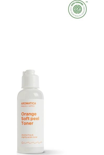 Aromatica Orange Soft Peel Toner - Portakallı Peeling Toniği Mini
