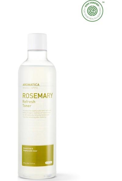 Aromatica Rosemary Refresh Toner - Ferahlatıcı Biberiye Toniği