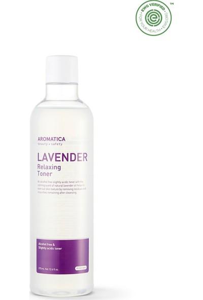 Aromatica Lavender Relaxing Toner - Rahatlatıcı Lavanta Toniği